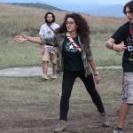 iscr georgia caucasus rustavi members landscape