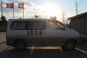 iscr georgia caucasus car