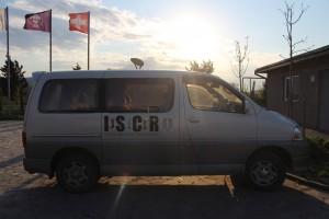 iscr georgia caucasus car