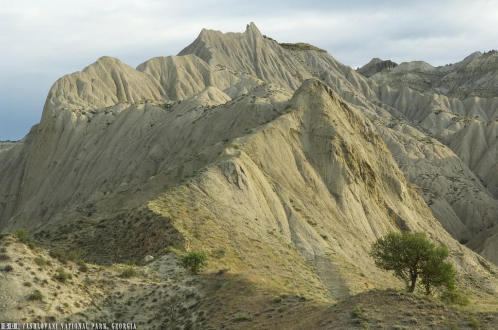 iscr georgia caucasus rustavi landscape mountain